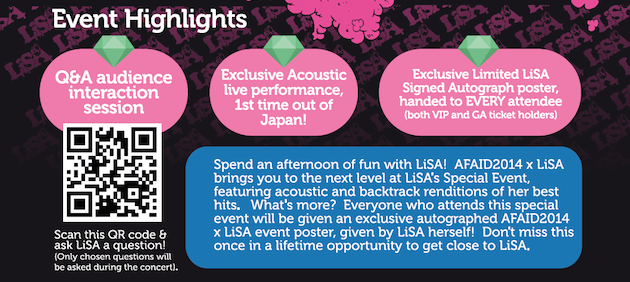 LiSA Special Event in Jakarta Highlights!